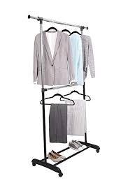 Mainstays Coat Rack Cool Amazon Mainstays Adjustable 32Tier Garment Rack Home Kitchen