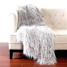 shearling blanket faux sheepskin throw fur throw blanket the mine collection wild mannered lamb fur throw