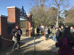Historic Jamestowne tour delves into the story of repression of black  history at site - The Virginia Gazette