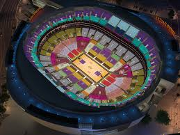 Systematic La Lakers Stadium Seating Chart La Lakers Home