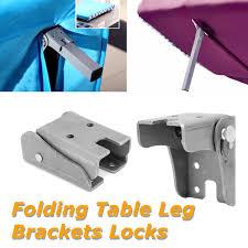image is loading 1 2 4pcs diy folding table leg bracket