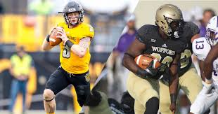 Kennesaw State Football Depth Chart 2018 The Other Game In Georgia Wofford Vs Kennesaw State Preview