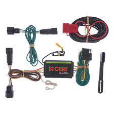 ford edge trailer wiring ewiring ford edge trailer hitch wiring harness 4 pin part no dt4z