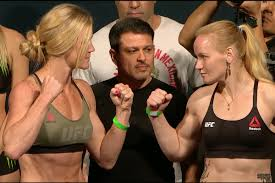 Holly Holm vs Valentina Shevchenko ...