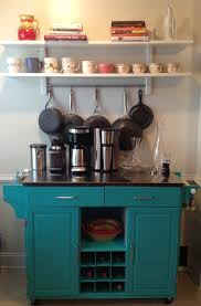 Kitchen Coffee Bar Creating A Simple Coffee Bar Coffee Bar And Kitchens
