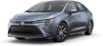 2020 Toyota Corolla Hybrid Latest Information About Toyota Cars Release Date Redesign And Rumors Our Coverage Also Incl Toyota Corolla Toyota New Car Toyota