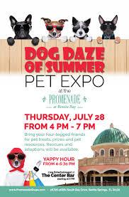 Dog Daze of Summer Pet Expo at Promenade at Bonita Bay