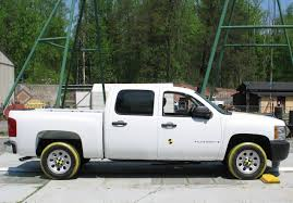 Center for Collision Safety and Analysis – 2007 Chevrolet Silverado