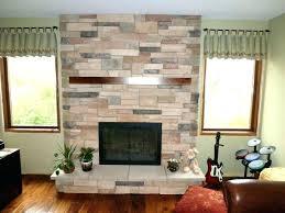 refacing brick fireplace ideas redo fireplace refacing brick fireplaces interior refacing brick fireplace ideas painted white