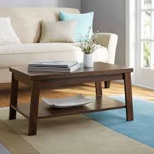 fabulous mainstays coffee table of living room logan table multiple finishes