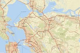 4 5 Earthquake Shakes Bay Area Monday Night Sfgate