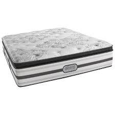 king pillow top mattress. Beautyrest Platinum Gabriella King Luxury Firm Pillow Top Mattress - Item Number: LV3LFPT-K I