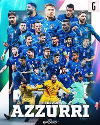 ยินดีกับทีมชาติอิตาลีด้วยครับ แชมป์ยูโร 2020 - Pantip