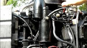 howtoinafew changing an outboard motor s starter howtoinafew changing an outboard motor s starter