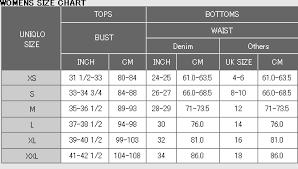 Oxford Shirt Size Chart 63 Memorable Uniqlo Oxford Shirt Size Chart
