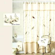 bird shower curtain hooks nice design unique really cool curtains with charming