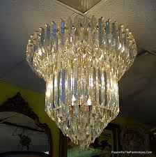 italian cut crystal chandelier images to enlarge