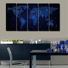 retro office decor. fine retro modern art office decor artikel administrasi mid century  5 panel retro world map fashion global geography wall  and a