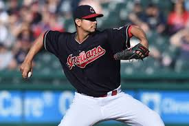 Carlos Carrasco makes his return to ...