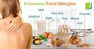 Food Allergies: 8 Common Food Allergies – Diseases and treatments ...