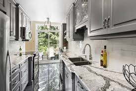 Kitchen Designs Galley Style Impressive Designs For Narrow Galley Kitchens Kitchendubaitk
