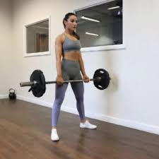 deadlift form gif how to squat krissy cela news gym fitness clothing gymshark