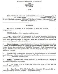 Sales Contract Template Word How To Create Your Own Sales Contract