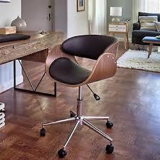 sturdy office desk. Image Is Loading Modern-Office-Desk-Chair-Wood-Adjustable-Sturdy-Comfy- Sturdy Office Desk M
