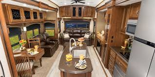 strong our most lavish yet strong the designer luxury fifth wheel