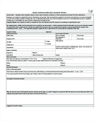 Security Incident Report Template In Medical Office Form Patient