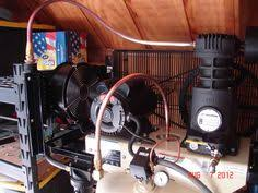 homemade air compressor and how to build and how to make my ir ss5 air compressor the garage journal board