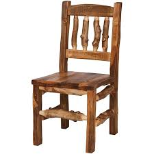 rustic chairs white finger pertaining to attractive property rustic dining chair plan