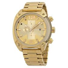 diesel overflow chronograph champagne dial gold tone men s watch diesel overflow chronograph champagne dial gold tone men s watch dz4299