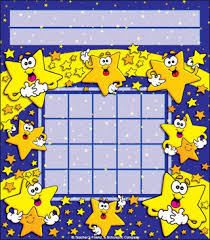 Star Student Chart Star Students Incentive Chart Printable Awards