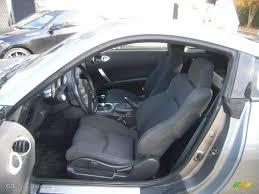 2003 nissan 350z interior. carbon black interior 2003 nissan 350z track coupe photo 40204188 350z
