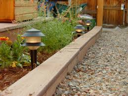 Garden Edging Bunnings Warehouse Diy Landscaping Borders Landscape Border  Get Outside Pinterest Outdoor