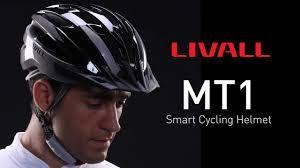 LIVALL <b>MT1 Smart</b> Cycling Helmet - YouTube