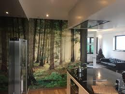 Foto Behang In Keuken Schilder En Kitbedrijf Vicat