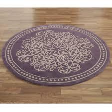 vintage lace rectangle rug