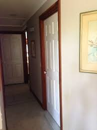 white interior doors with wood trim. Plain White Throughout White Interior Doors With Wood Trim Grassfireorg