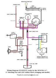 bsa a10 golden flash wiring diagram