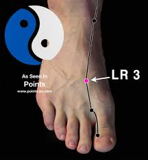 Acupuncture Point Liver 3 Acupuncture Technology News