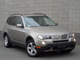 Coupe Series bmw x3 3.0 si : Used 2007 BMW X3 3.0si 3.0si at Auto House USA Saugus
