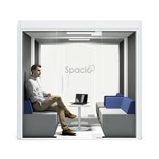 pods office. Spacio Double Lounge Pods Office D