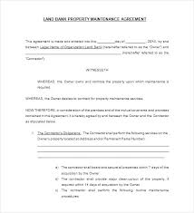 Basic Contract Outline Electrical Contract Agreement Template