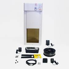 electronic dog doors. Medium Power Pet™ Door Plus Containment - Click To Enlarge. \ Electronic Dog Doors I