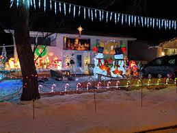 Bay Fm Christmas Lights Map Festive Lights In Regina Remax Crown Real Estate