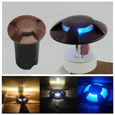Waterproof Outdoor Floor Lamp For Garden Low Voltage Led