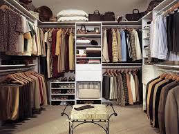 small square closet design photo 1