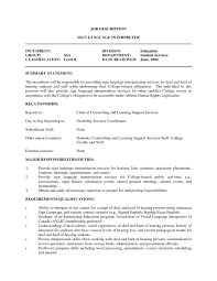 Translator Resume Sample Translator Job Description Template Free Word Ands Pictures HD 32